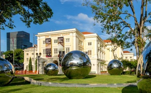 Asian Civilizations Museum, best singapore tour operators in Bangalore, INDIA