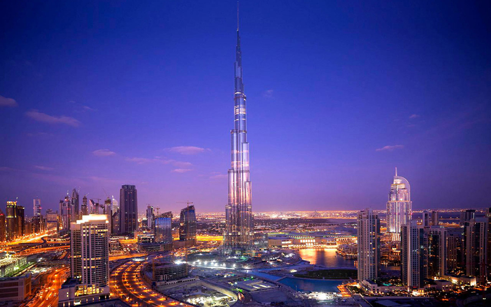 Book your Dubai trip packages from Bangalore, INDIA