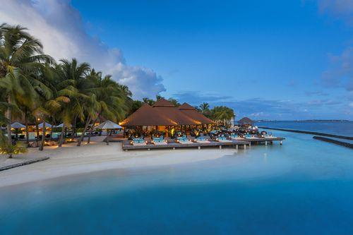 Visit Banana Reef in Maldives from Bangalore, INDIA