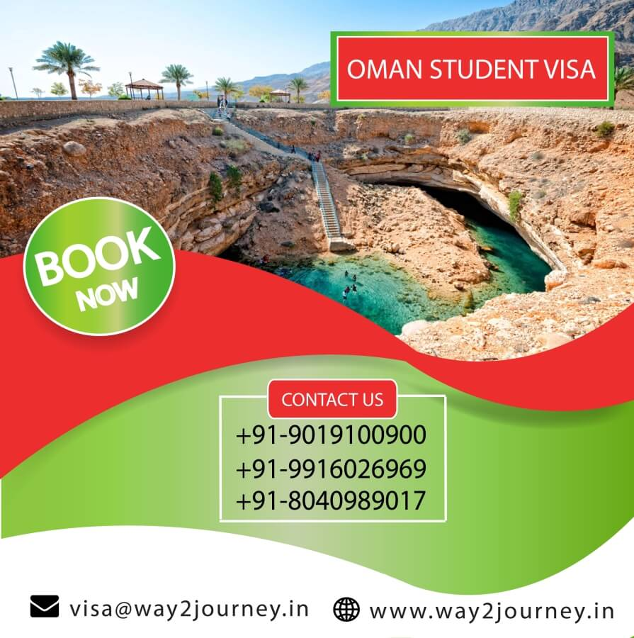 Oman Business Visa stamping from Bangalore, India
