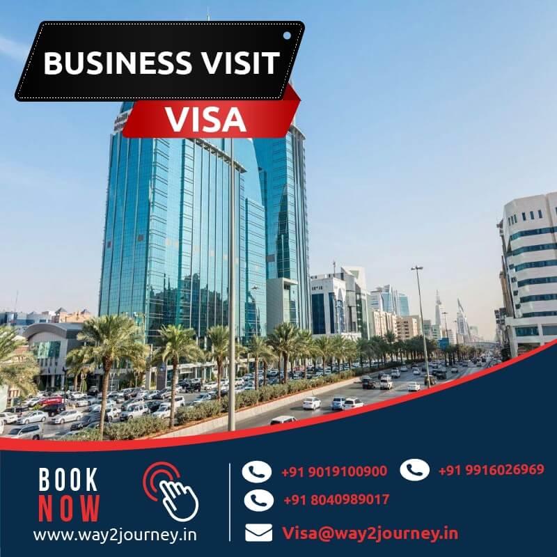 Saudi Business Visit Visa / Commercial Visit Visa agency in bangalore, mumbai, india