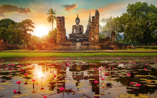visit Ayutthaya, best thailand holiday packages from bangalore, india