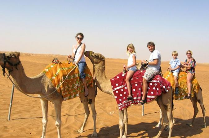 Camel Ride from INDIA