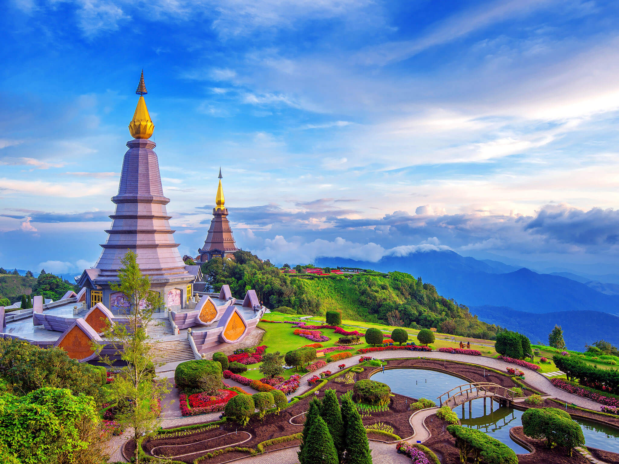 visit Chiang Mai in thailand from Bangalore