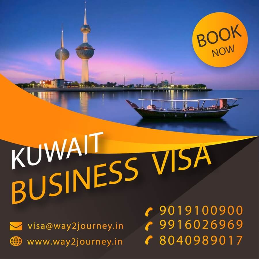 kuwait family Business visa agents in bangalore, mumbai, india