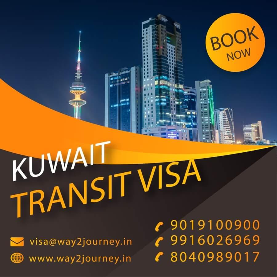 Kuwait Temporary Work Permit Visa, transit visa company in Bangalore, mumbai, india