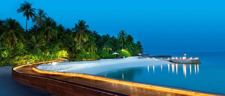 Fua Mulaku in Maldives