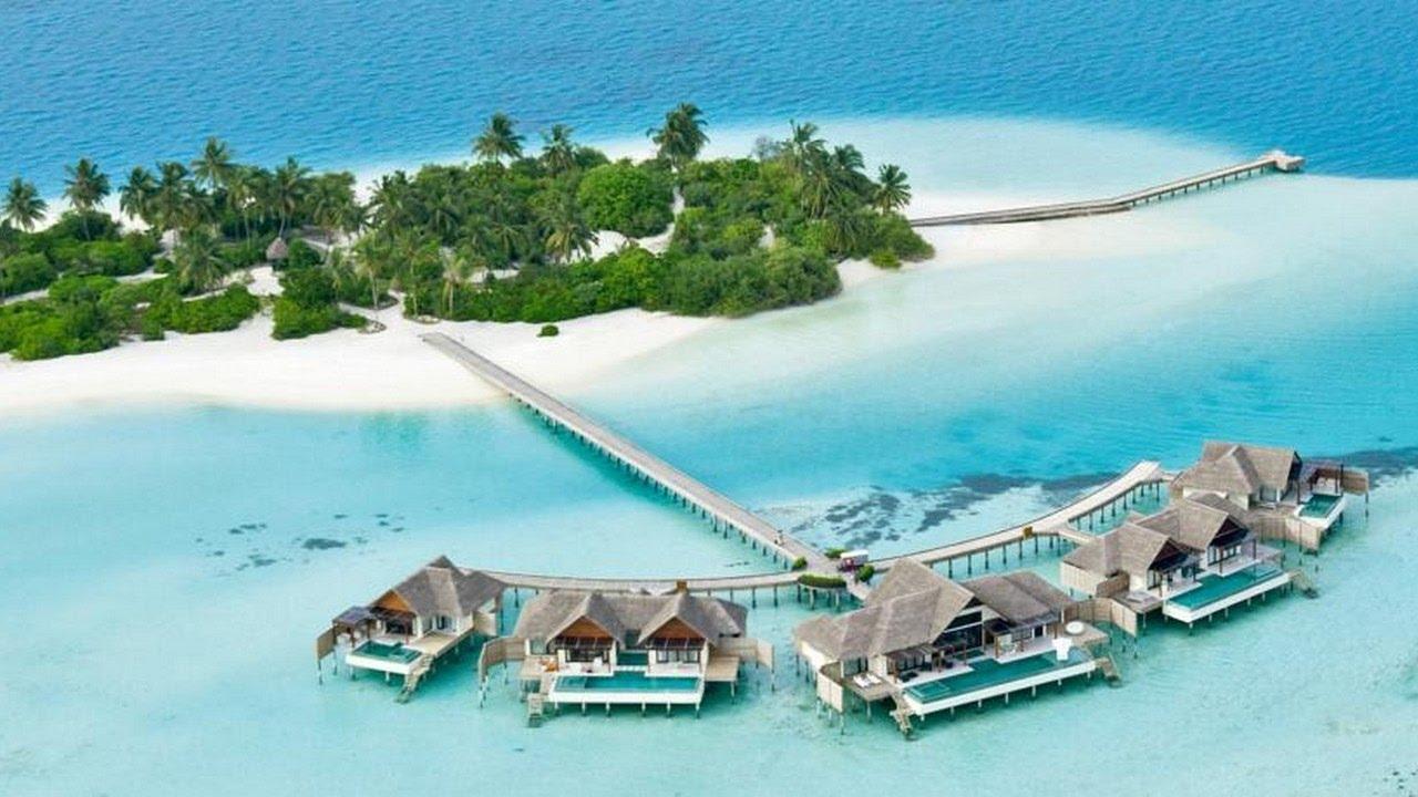 Kudahuvadhoo in Maldives