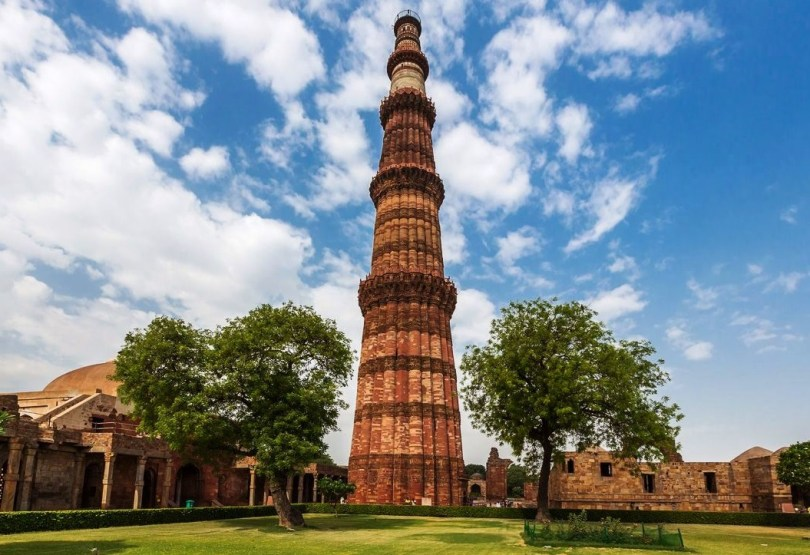 Qutub Minar | North India tour packages from Bangalore, Karnataka, India