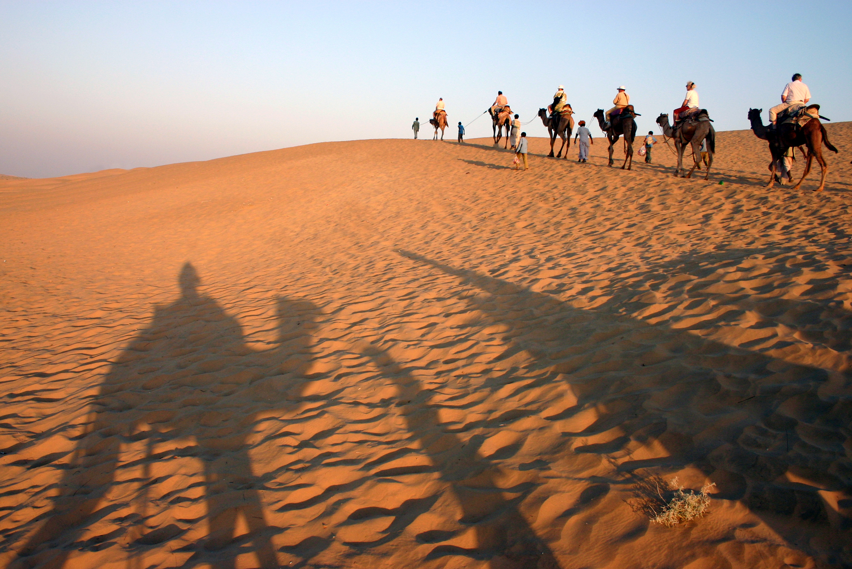 Desert of Rajastan | North India tour packages from Bangalore, Karnataka, India