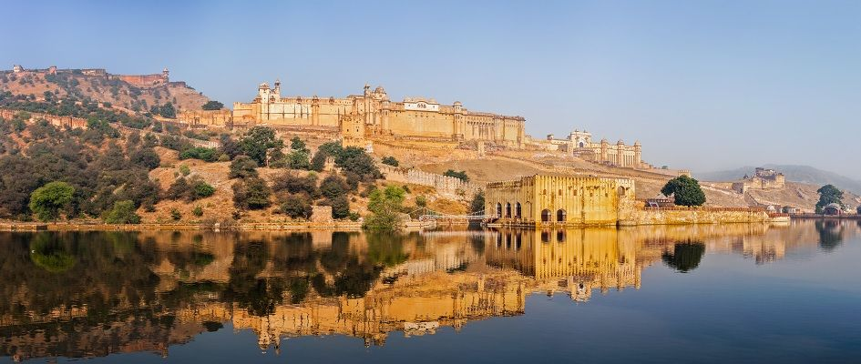 Forts of Jaipur | North India tour packages from Bangalore, Karnataka, India