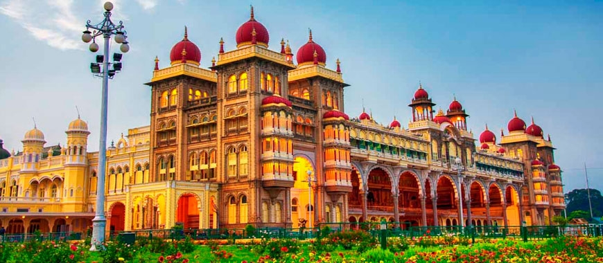 Mysore Palace | Best South India tour operators in Bangalore, Karnataka, India
