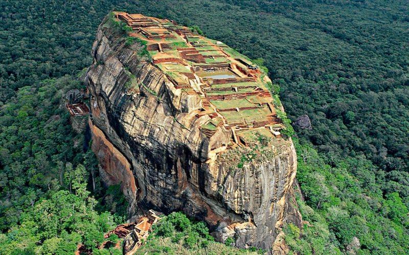 Visit Sigiriya from Bangalore, INDIA