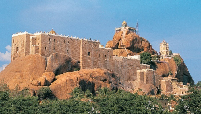 Thiruchy   Tamil Nadu tour packages from Bangalore, Karnataka, India